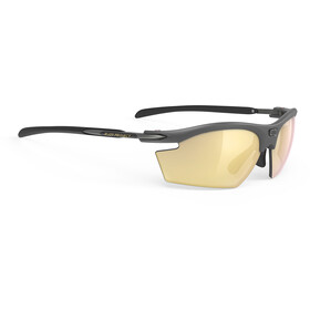 Rudy Project Rydon Gafas, charcoal matte/multilaser gold